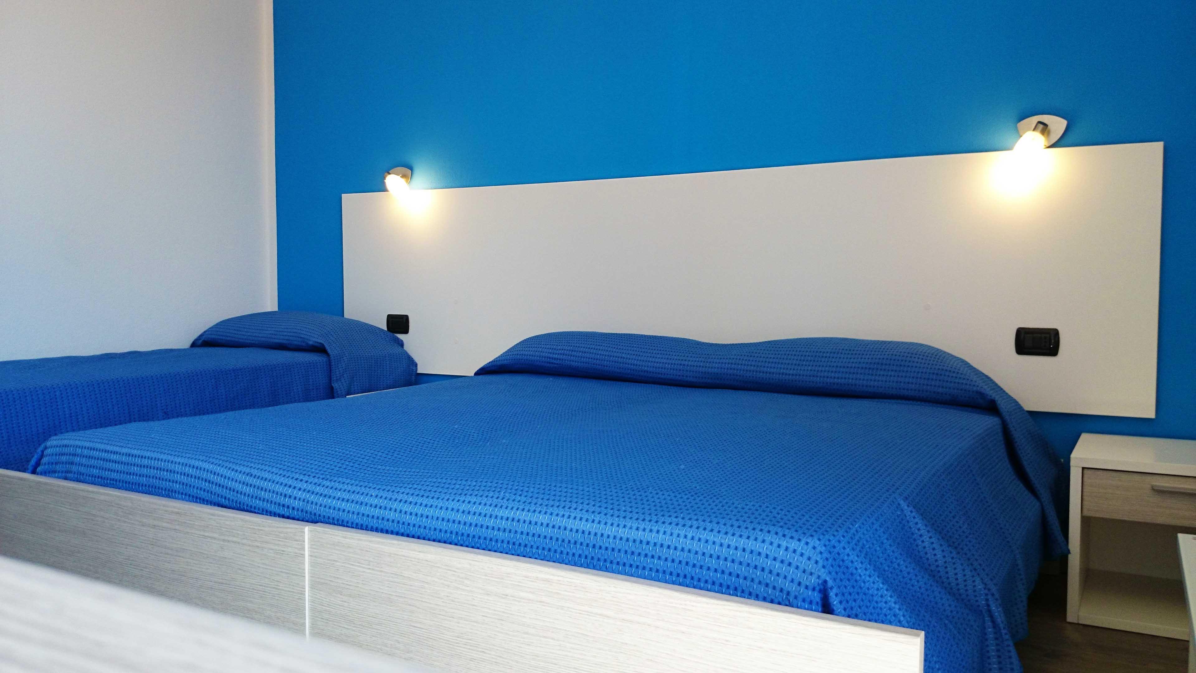 Camera Tripla Hotel Ogliastra Lotzorai